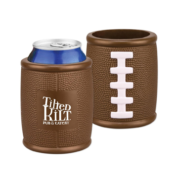 FOOTBALL CAN COOLER