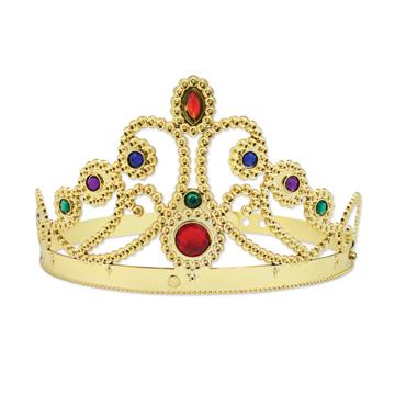 Adjustable Queen's Crown