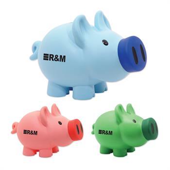 BNKJPB - Oversized Pink Piggy Bank
