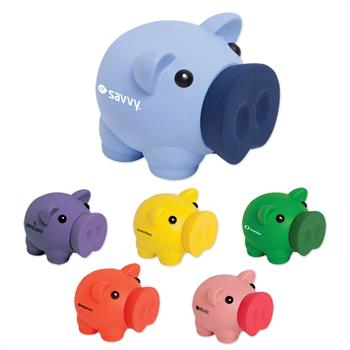 BNKPIG - Pvc Large Nose Piggy Bank