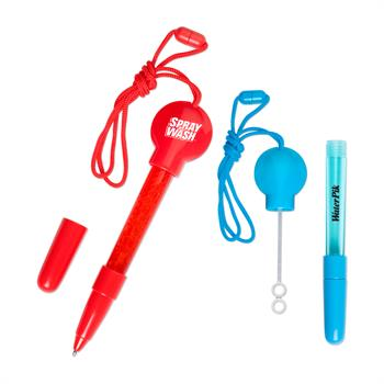 BUBPEN - Bubble Pen with Necklace