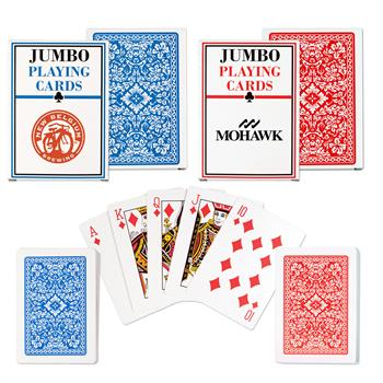 CRD2 - Jumbo Playing Cards