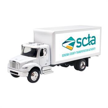 DC001XFC - Freightliner M2 Box Truck