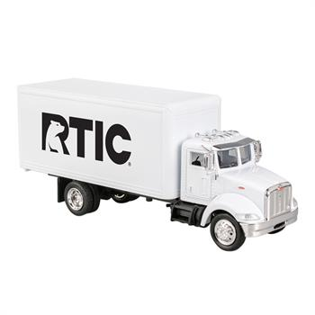 DC040X - 1/43 Scale Replica Peterbilt Model 335 Box Truck