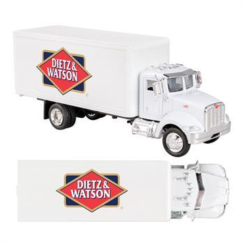 DC061XFC - Peterbilt Box Truck