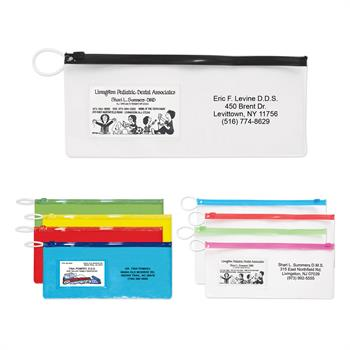 """10"""" POUCH CARD SLOT"""