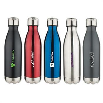 DRKCOL - 17 oz. Cola Shaped Vacuum Bottle