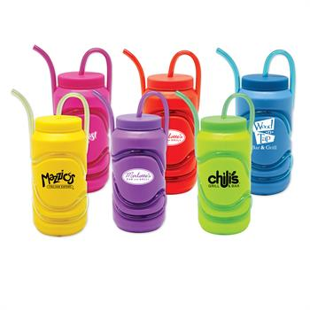 KZYSPT - Krazy Straw Sports Bottles