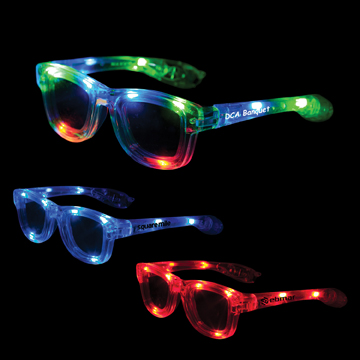LEDISG - Light Up Iconic Glasses