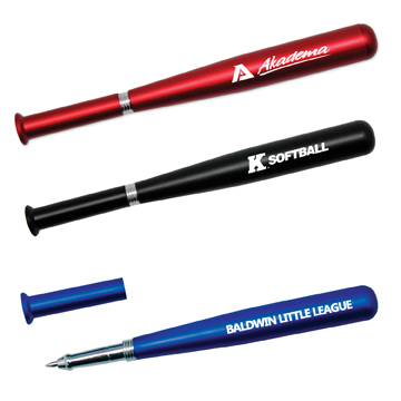PENBBL - Metallic Baseball Bat Pen