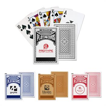 PLYCRD - Standard Playing Cards
