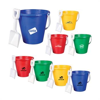 "PWSSML - 6"" Pail With Shovel"