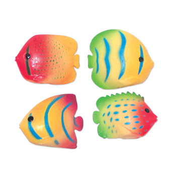 Neon Squirt Fish