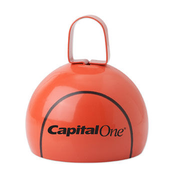 S16178X - Basketball Cowbell