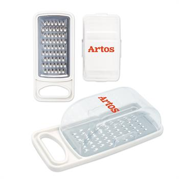 S16307X - Cheese Grater with Cover