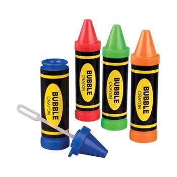 Crayon Bubbles