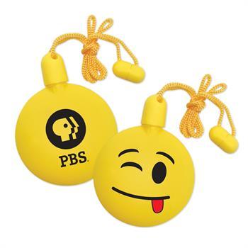 S25145X - Emoticon Bubble Necklace