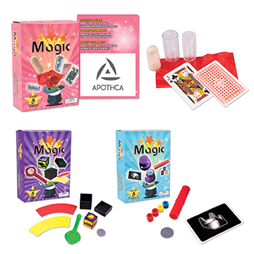 S25186X - 3-Piece Magic Assortment