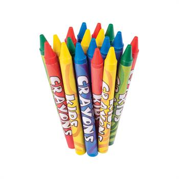 4,000 Blank Bulk Premium Crayons