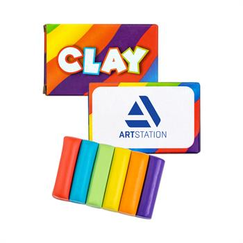 S3564X - 6 Pack Molding Clay