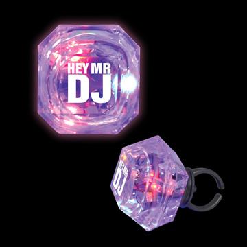 S46088X - Led Diamond Ring