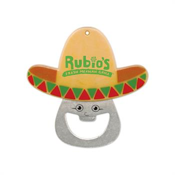 S55106X - Cinco de Mayo Bottle Opener