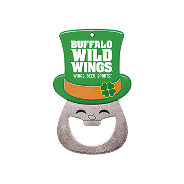 S55115X - St. Patrick's Day Bottle Opener