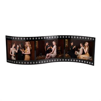Hollywood Film Triple Frame
