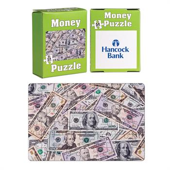 S5911X - 54 Piece Mini Money Puzzle