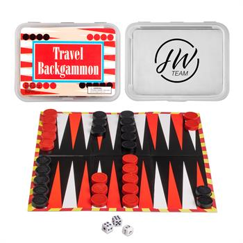 S66061X - Travel Backgammon