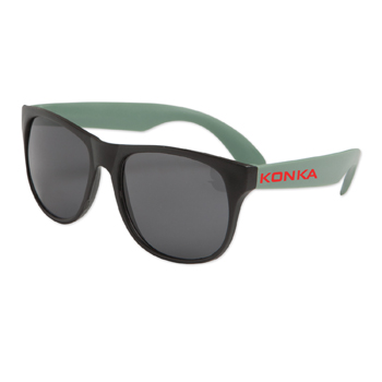 S70372X - Army Green Classic Sunglasses