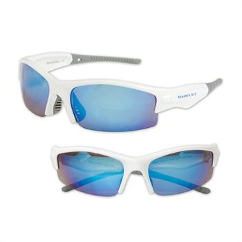 S70448X - White MVP Sport Glasses