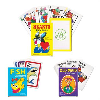 S70564X - Card Game Assortment