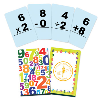 S70785X - Math Flash Cards