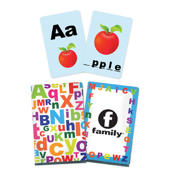 S70786X - Alphabet Flash Cards