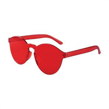 S71406 - Red Lens Glasses