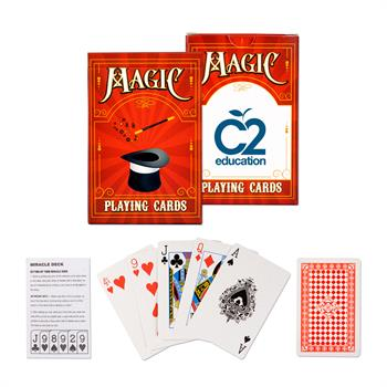 S71434X - Magic Cards Miracle Deck