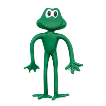 Bendable Frogs