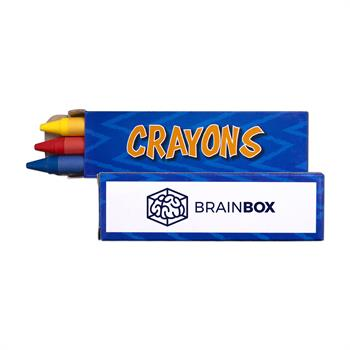 S7713X - 3 Pack Kids Crayons