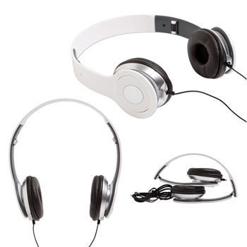 S80011 - White Headphones