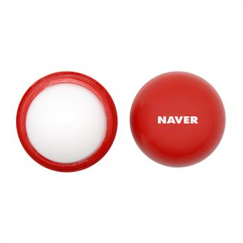 S81040X - Red Round Lip Balm