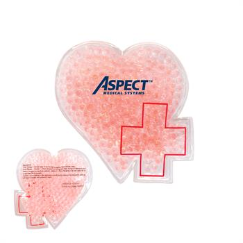 S81051X - Hot/Cold Gel Pack - Heart Shaped