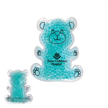 S81053X - Hot/Cold Gel Pack - Bear Shaped