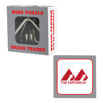S90090X - Metal Wire Puzzles