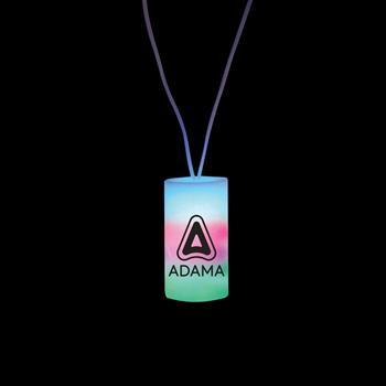 S90107X - Light-Up Disco Stick Foam Necklace