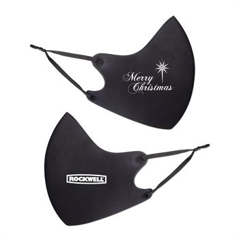 S94085 - Merry Christmas Adjustable Sport Face Mask