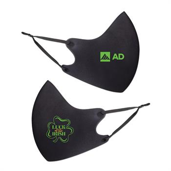 S94099 - Luck of the Irish Adjustable Sport Face Mask