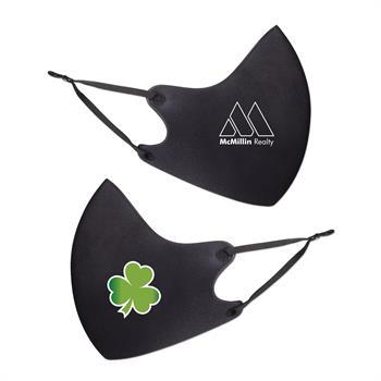 S94100 - Shamrock Adjustable Sport Face Mask