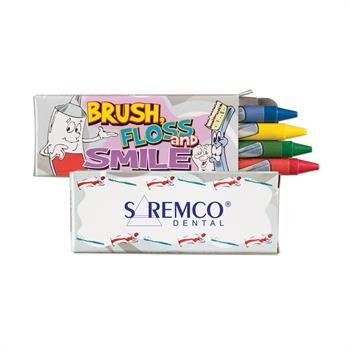 S9668X - 4 Pack Dental Crayon