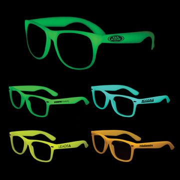 SUNGID - Glow In The Dark Glasses